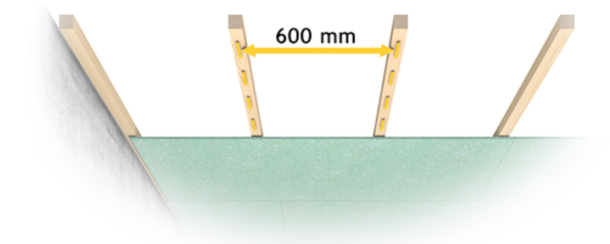 КвикДек для потолка